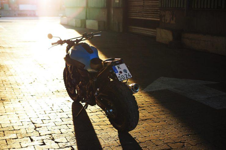 Yamaha MT-07 15