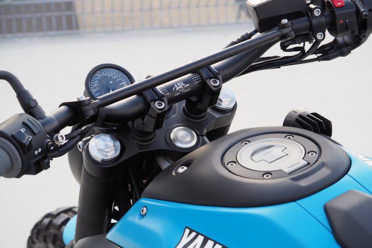 Yamaha MT-07 7