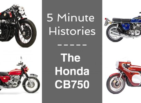 eBay Facebook 5 Minute Done 450x330 - 5 Minute Histories: The Honda CB750