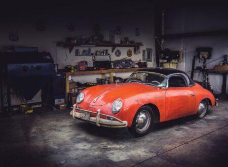 porsche 356 speedster 1 450x330 - Barn Find: 1957 Porsche 356 Speedster