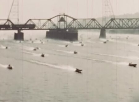 1949 Albany to New York Outboard Marathon Film 450x330