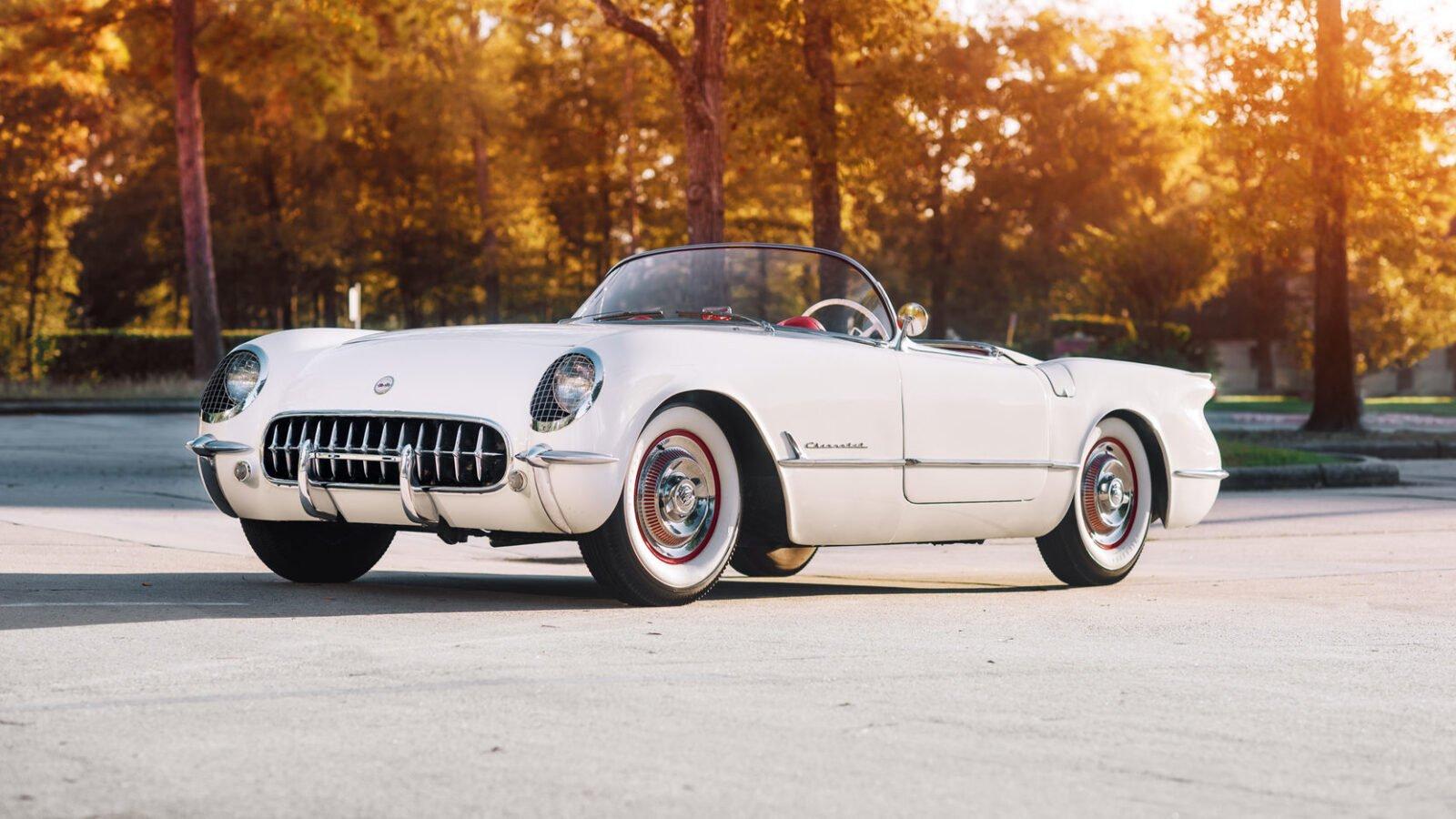 1953 Chevrolet Corvette 1600x900 - 1953 Chevrolet Corvette
