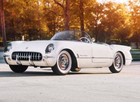 1953 Chevrolet Corvette 450x330