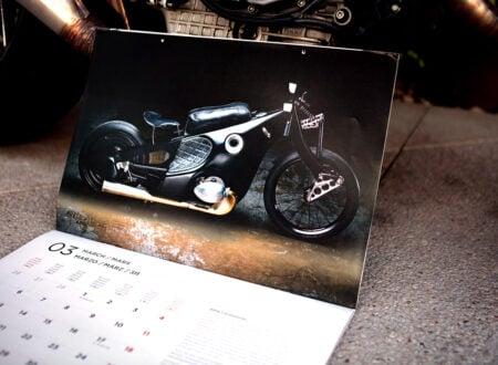 2017 Bike EXIF Calendar 450x330