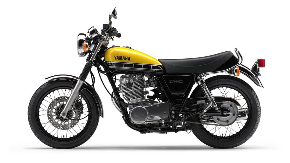 5 Minute Histories Yamaha Sr400 Sr500 What You Need To Know