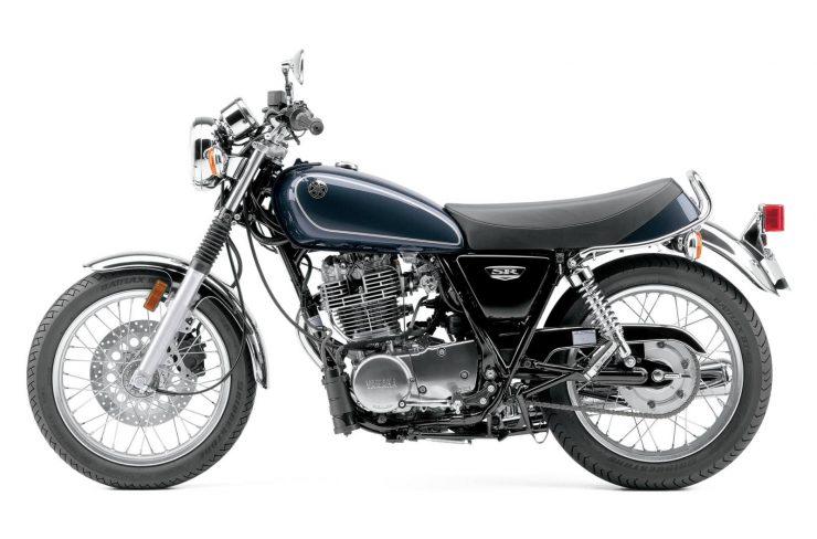 Yamaha SR400 SR500