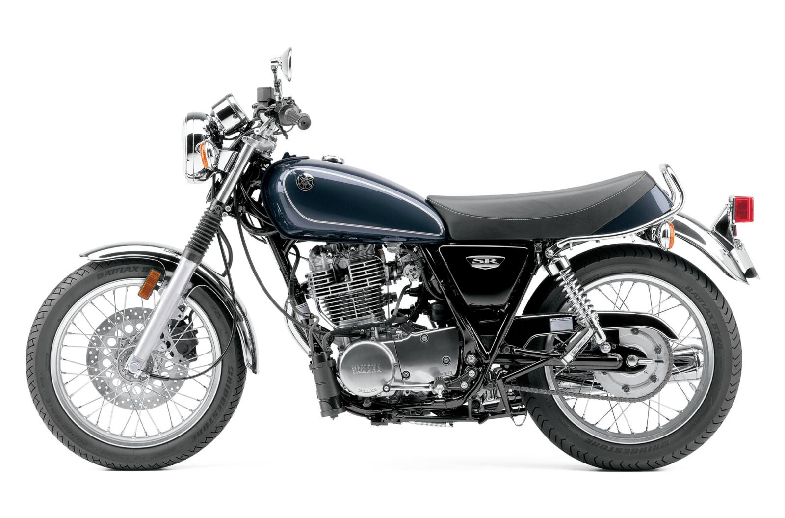 5 minute histories the yamaha sr400 sr500 for Yamaha beginner motorcycle