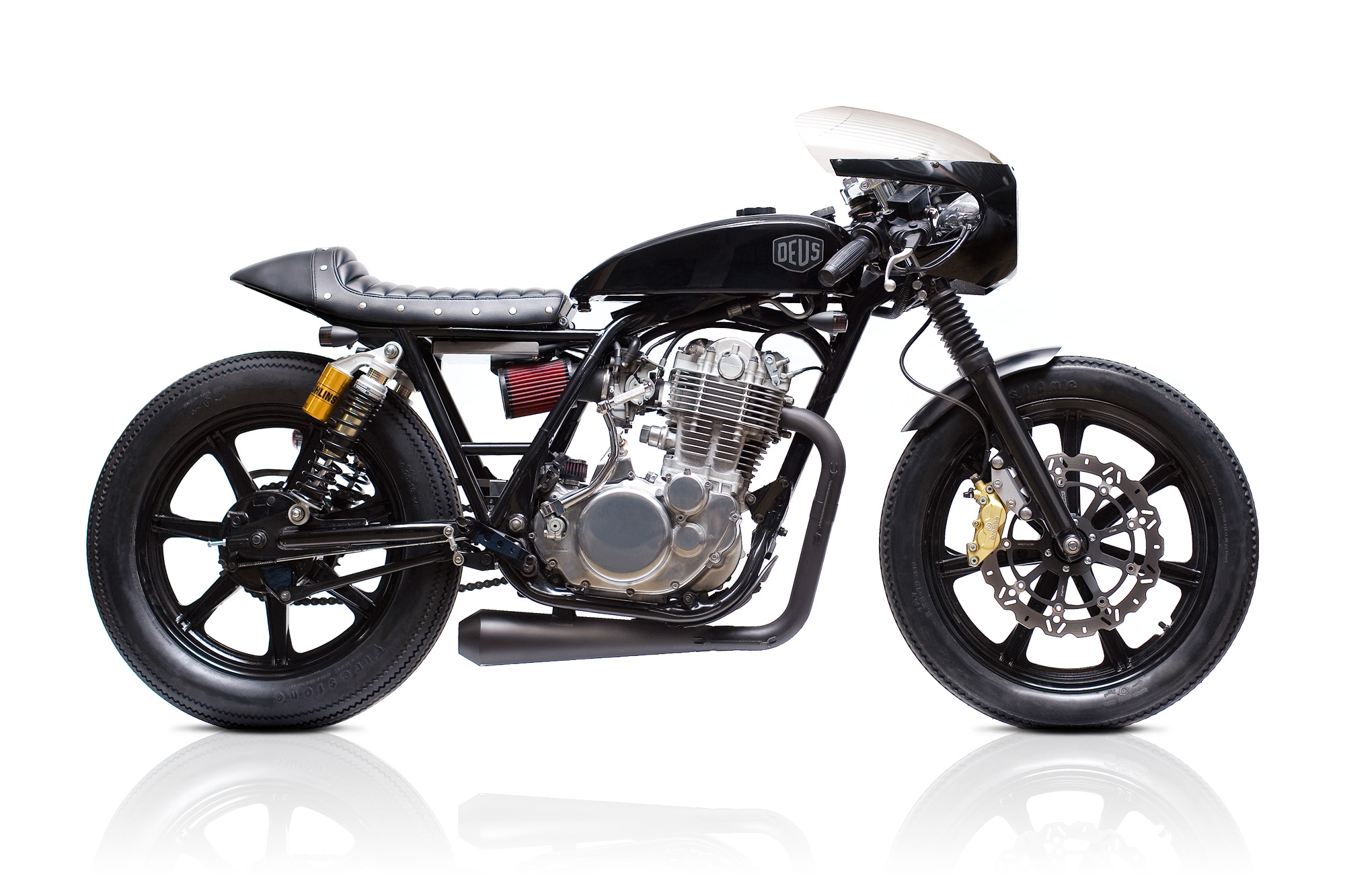 James May's Yamaha SR400