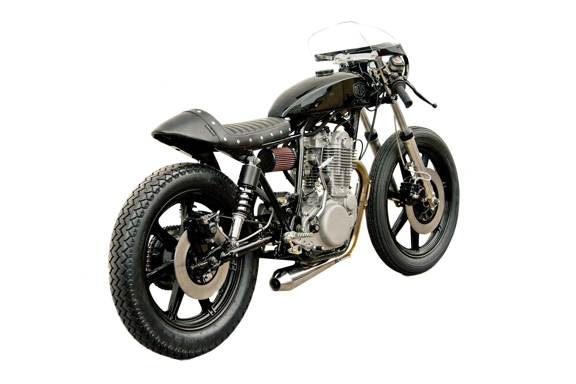James May U0026 39 S Yamaha Sr400