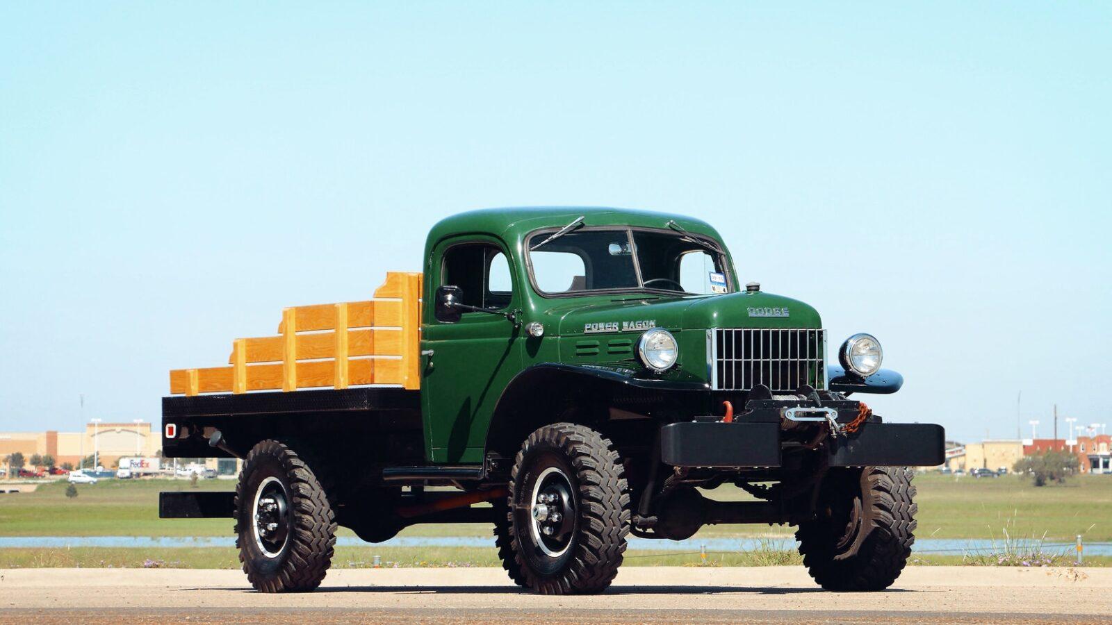 Dodge Power Wagon 11 1600x900 - 1955 Dodge Power Wagon