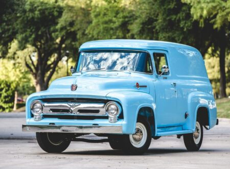 F100 Ford Panel Truck 450x330