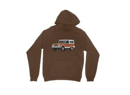 Ford Bronco Hoodie 450x330