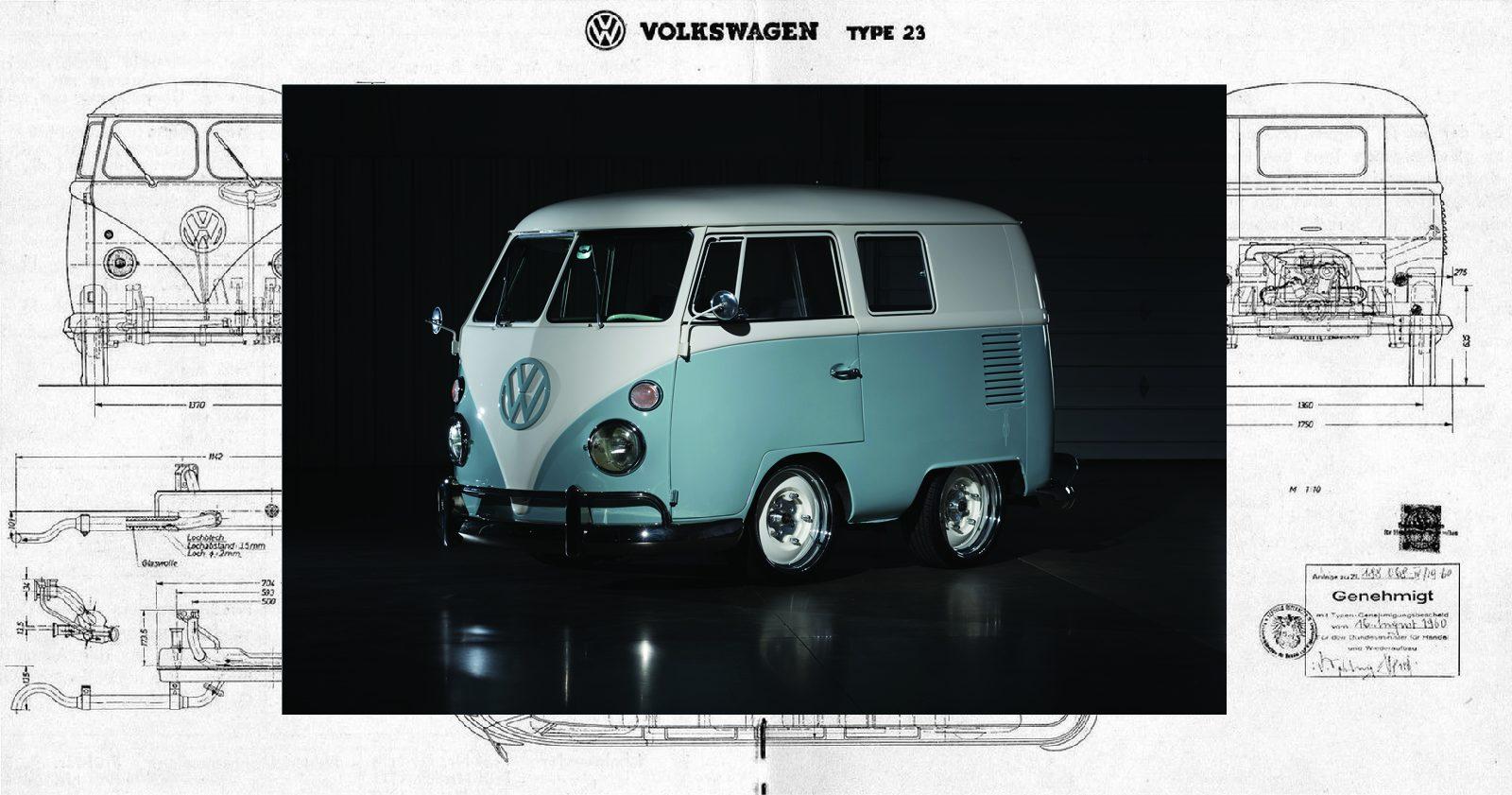 Gas monkey garage vw shorty bus for Garage volkswagen paris 10