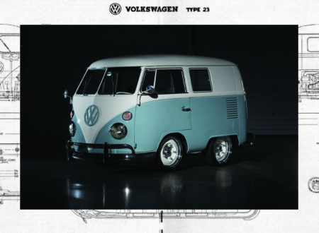 Gas Monkey Garage VW Shorty Bus 450x330