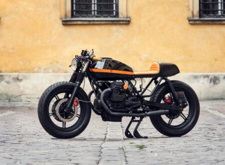 Moto Guzzi V65 17 450x330 - Ventus Garage Moto Guzzi V65