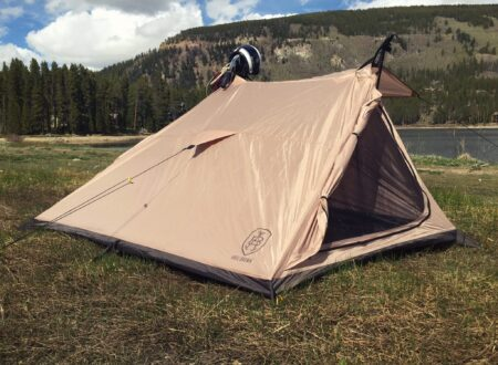 Nomad Motorcycle Camp Tent 1 450x330