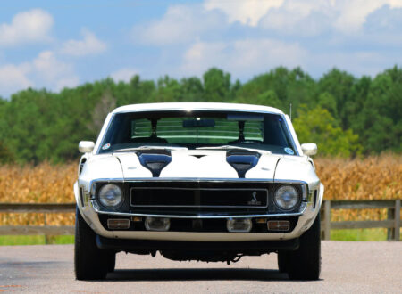 Shelby GT350 11 450x330 - 1970 Shelby GT350 Fastback
