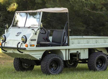 Steyr Puch Haflinger 450x330 - 1971 Steyr-Puch Haflinger