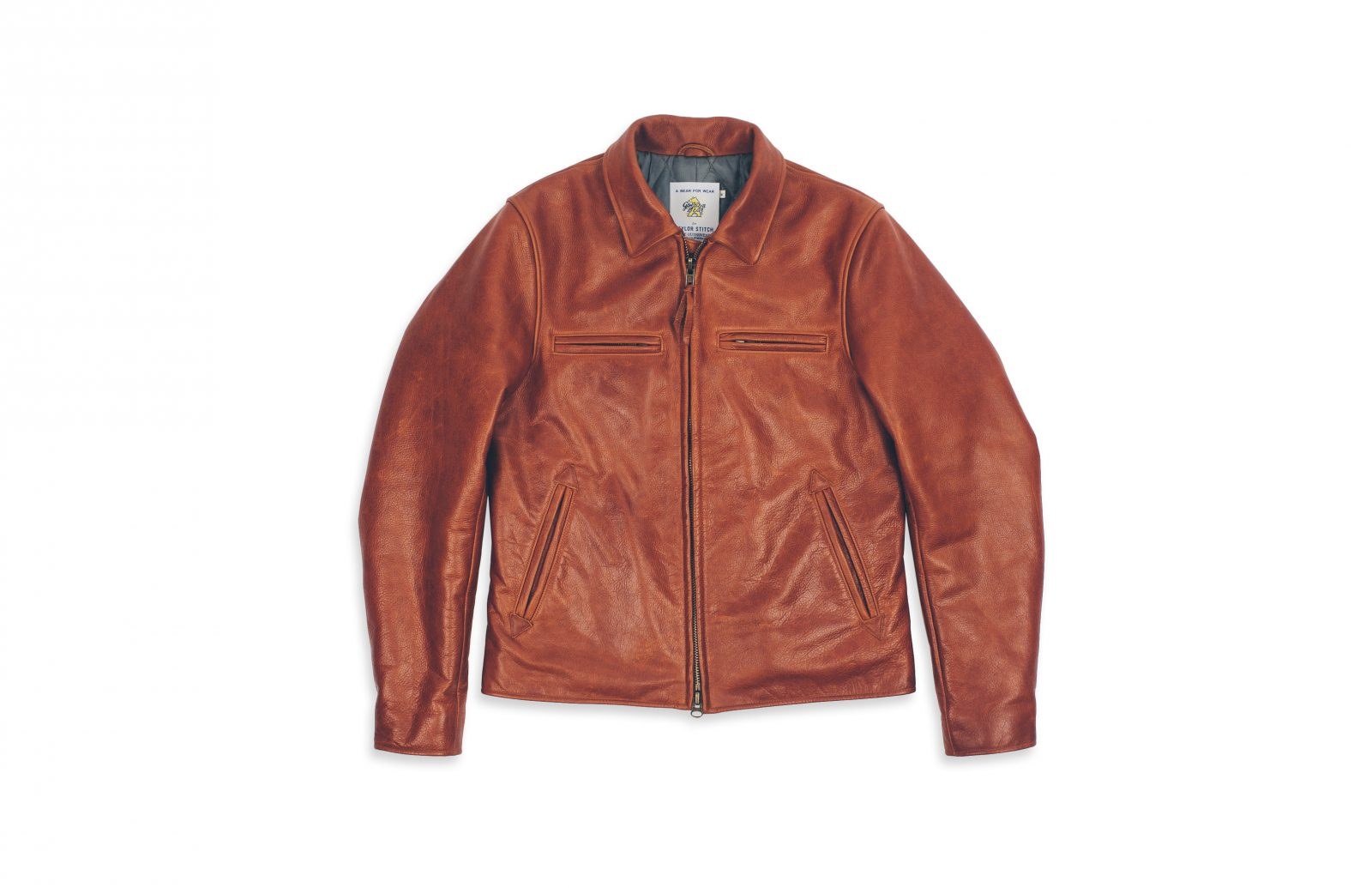 Taylor Stitch Whiskey Steerhide Moto Jacket 1600x1035 - Taylor Stitch x Golden Bear Whiskey Steerhide Jacket