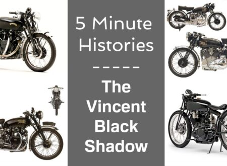 eBay Facebook 5 Minute Black Shadow 450x330 - 5 Minute Histories: The Vincent Black Shadow