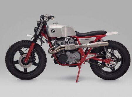 honda cb650 30 450x330 - Thrive Motorcycles Honda CB650 Scrambler