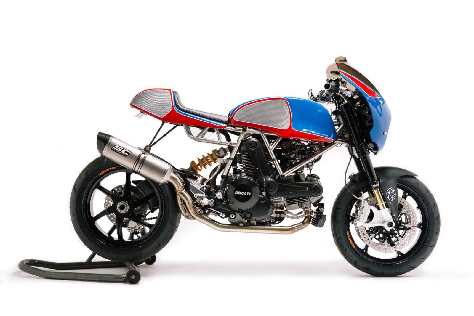 walt siegl ducati leggero45 1600x1067 - The Walt Siegl Leggero GTS