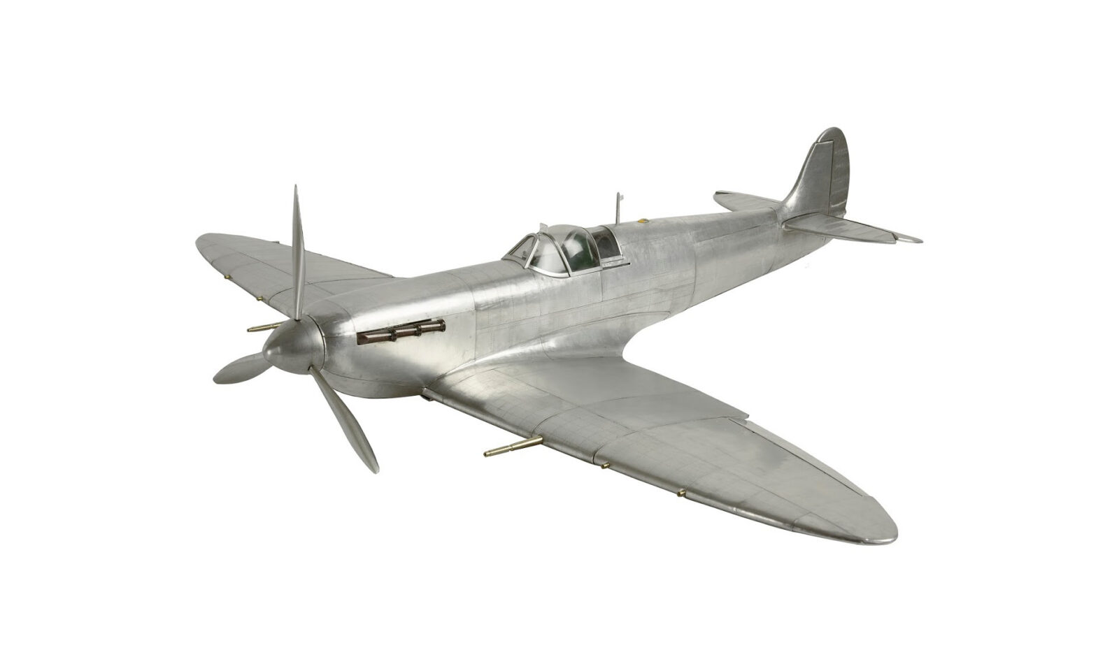 Aluminium Spitfire 1600x950