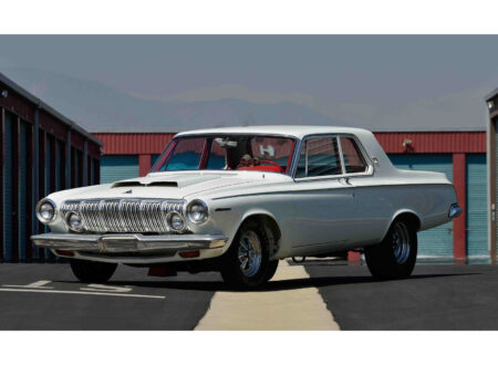 Dodge Lightweight 330 car 450x330 - Dodge 330 Lightweight Max Wedge