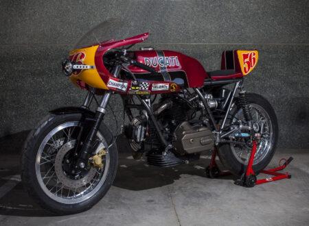 Ducati 860 GT 10 450x330 - Ducati 900 Darmah Custom Racer