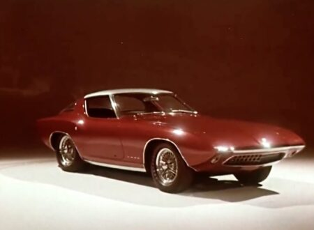 Ford Design Film Styling and the Experimental Car 450x330 - Ford Design Film: Styling and the Experimental Car