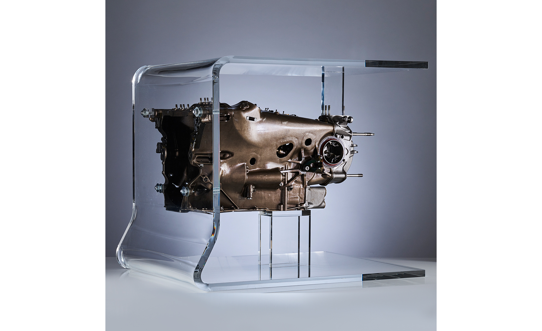 Formula 1 Gearbox Table
