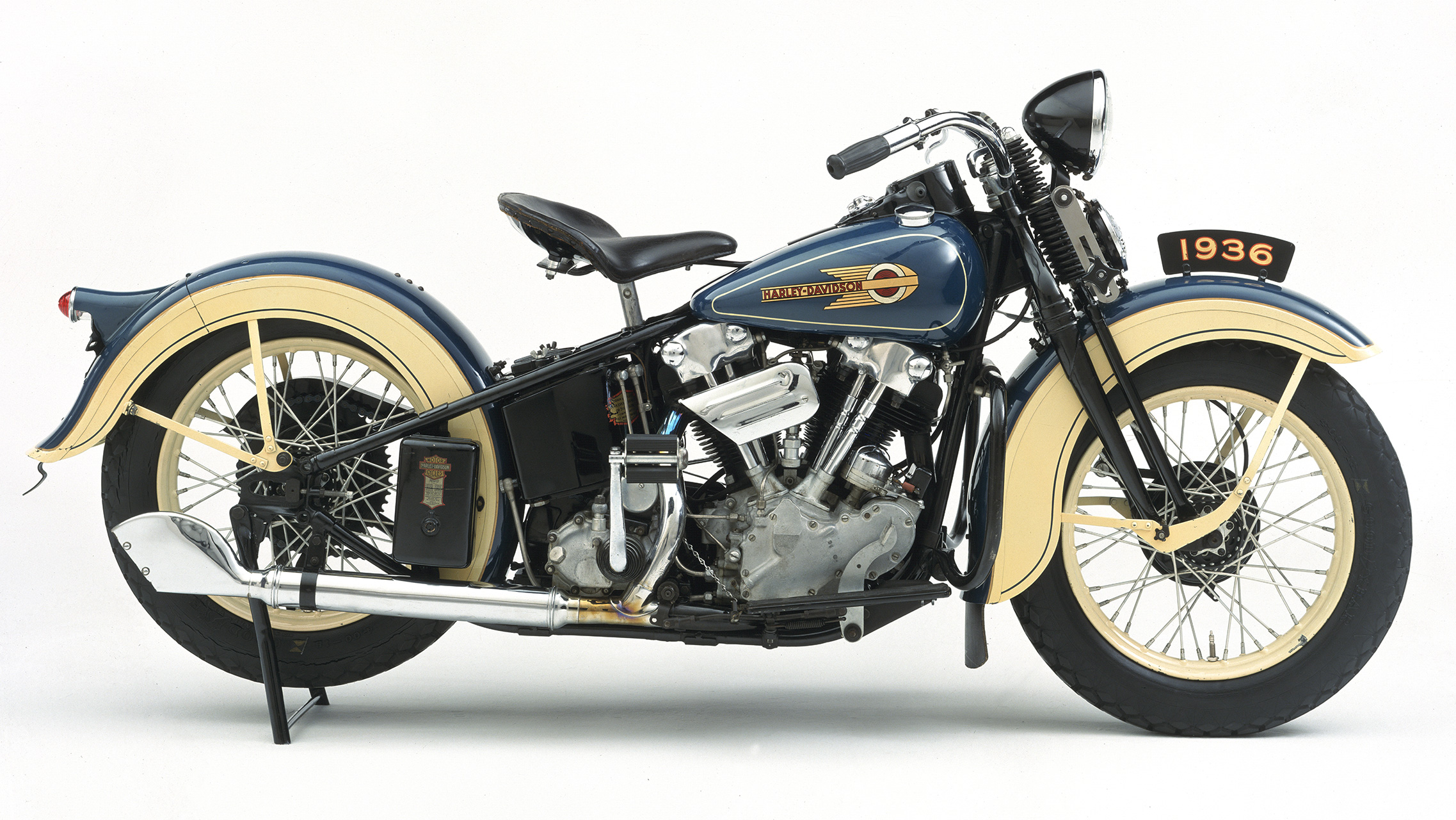 ... Joe Petrali and the 24 hour speed and endurance record set by Fred Ham  in 1937 these bikes became high profile and highly desirable.