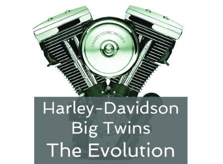 Harley Davidson Evo Evolution Engine V Twin 450x330 - Harley-Davidson Big Twins – The Evolution