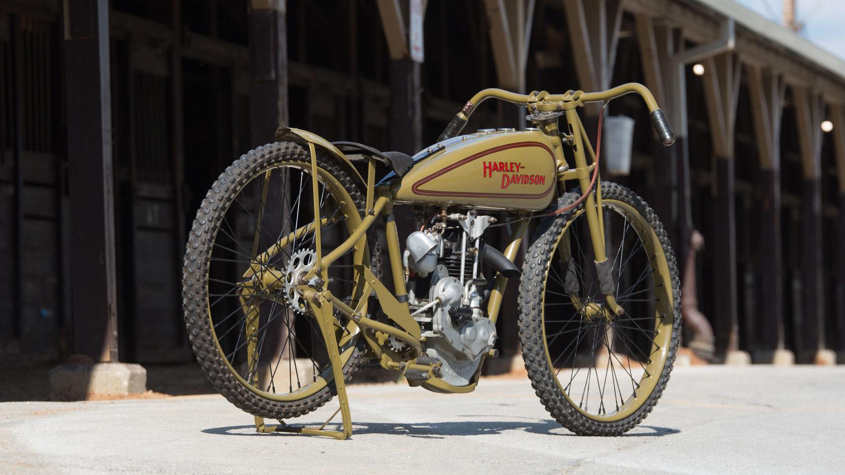 1928 Harley Davidson Sa Ohv Peashooter Rare Twin Port: 1928 Harley-Davidson Peashooter