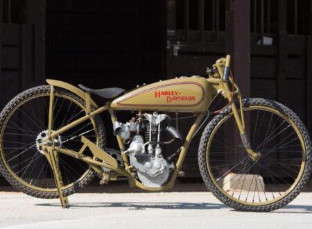 Harley Davidson Peashooter 450x330