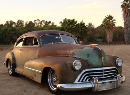 ICON Derelict Oldsmobile F34 Sunset Hero 450x330