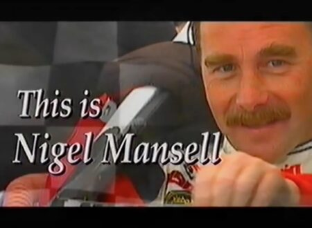 Nigel Mansell 450x330 - Documentary: This Is Nigel Mansell