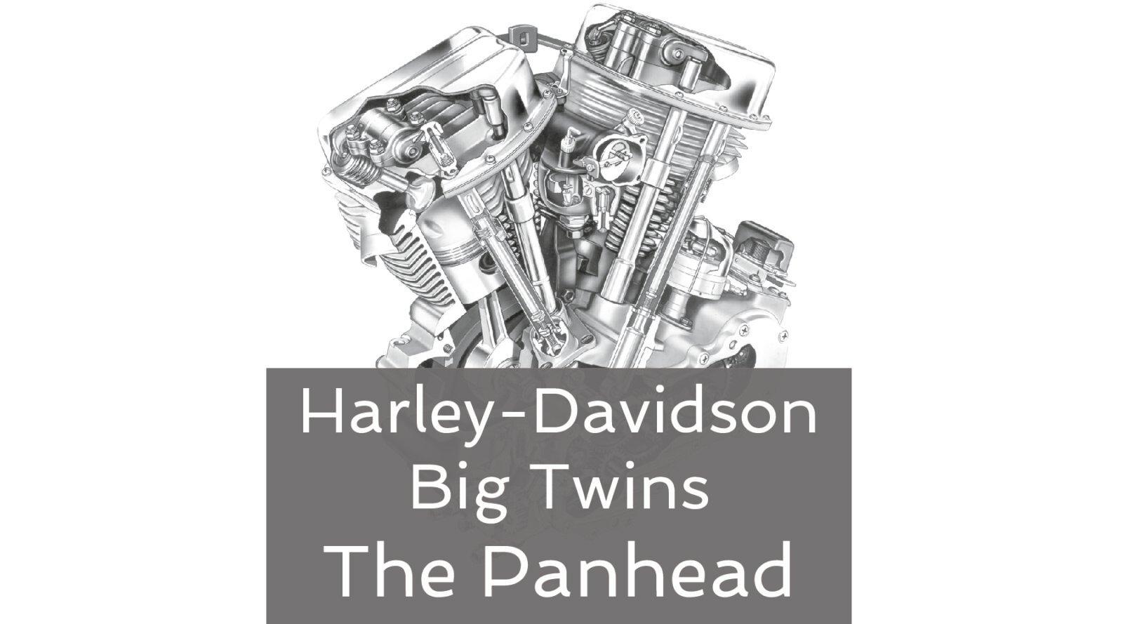 Panhead Hero 1600x889 - Harley-Davidson Big Twins – The Panhead