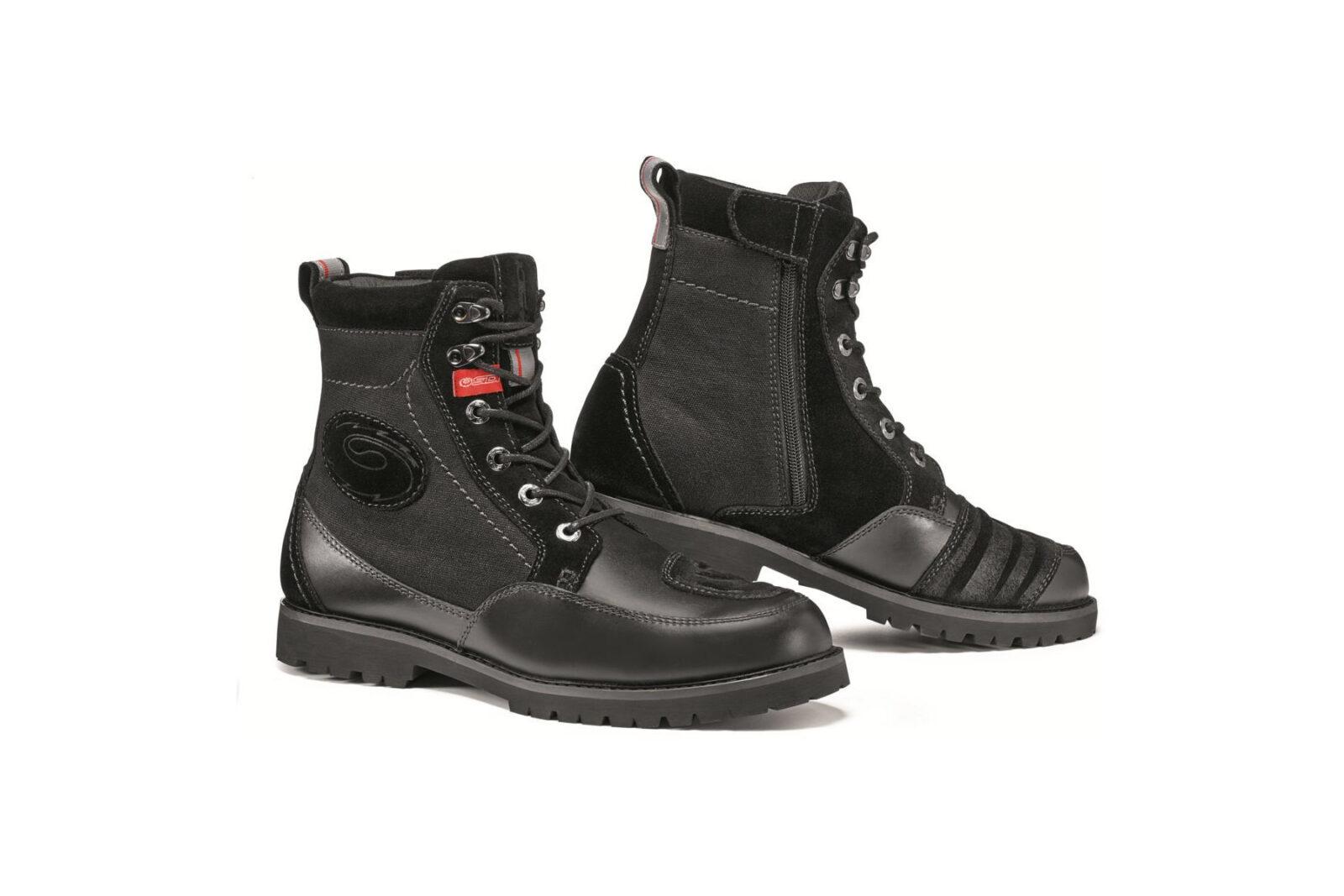 SIDI Arcadia Tex Boots 1600x1067 - SIDI Arcadia Tex Motorcycle Boots