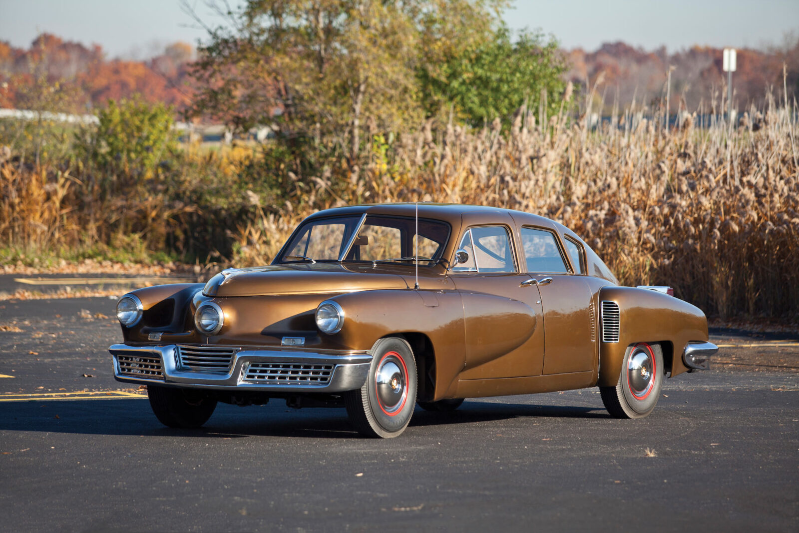 Barn Find Tucker 48