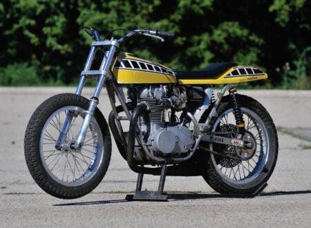 Yamaha OW72 XS650 450x330