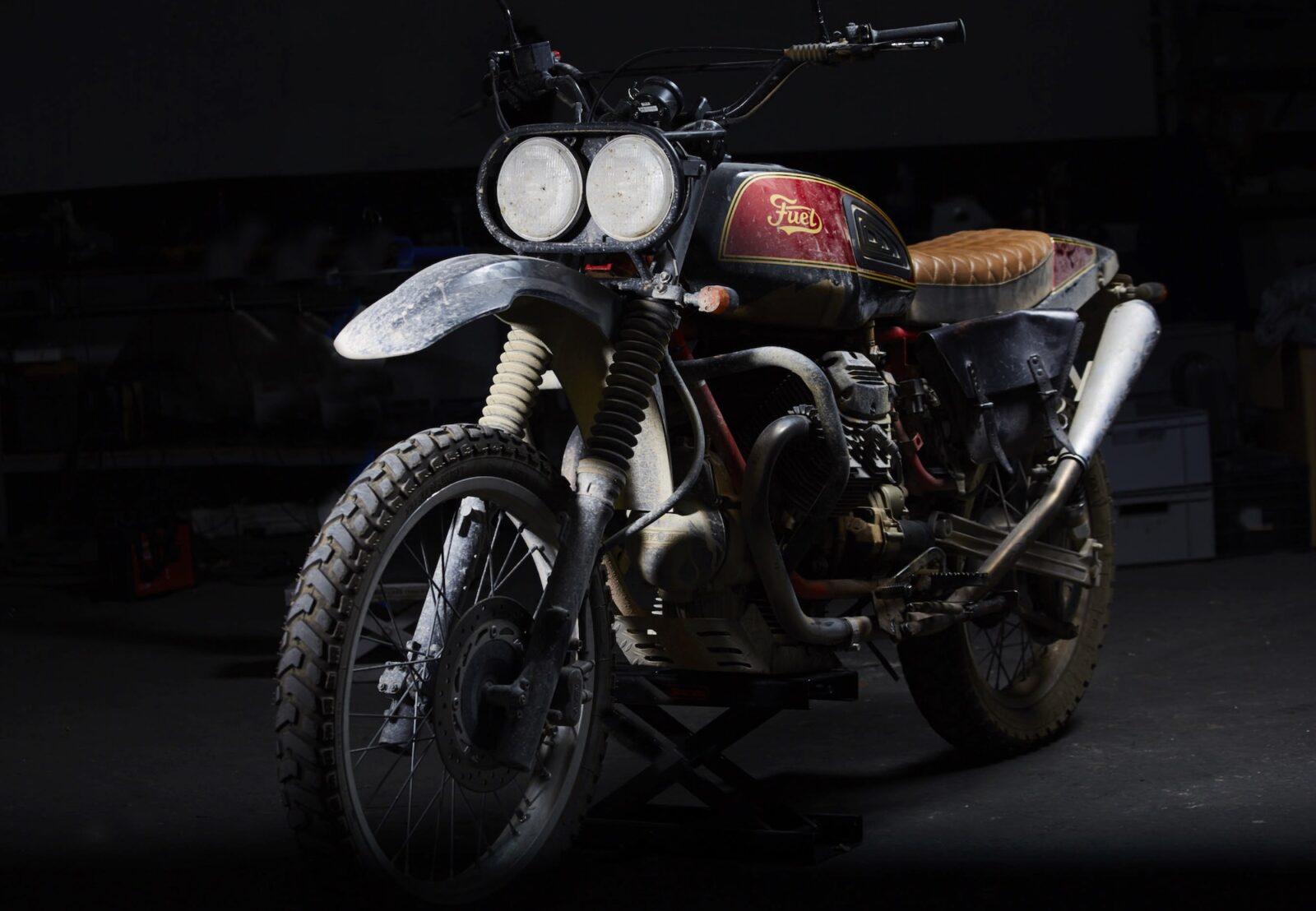 motor guzzi v65 tt 19 1600x1108 - Fuel Motorcycles Moto Guzzi V65 TT