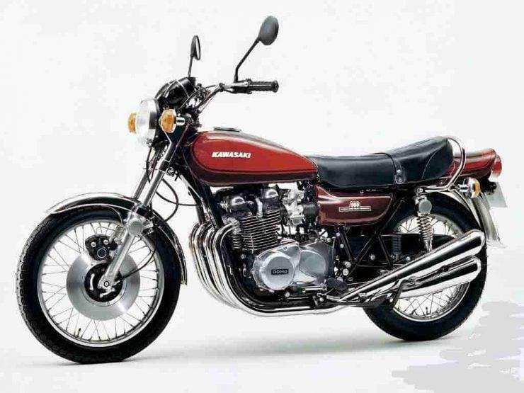 Kawasaki 900