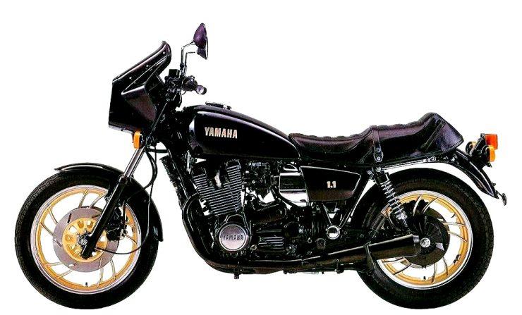 Yamaha 1.1