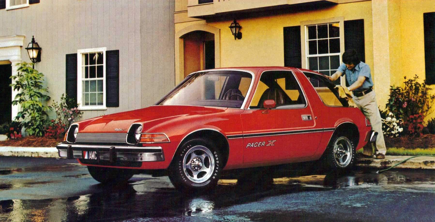 Documentary: The Unfortunate History of the AMC Pacer