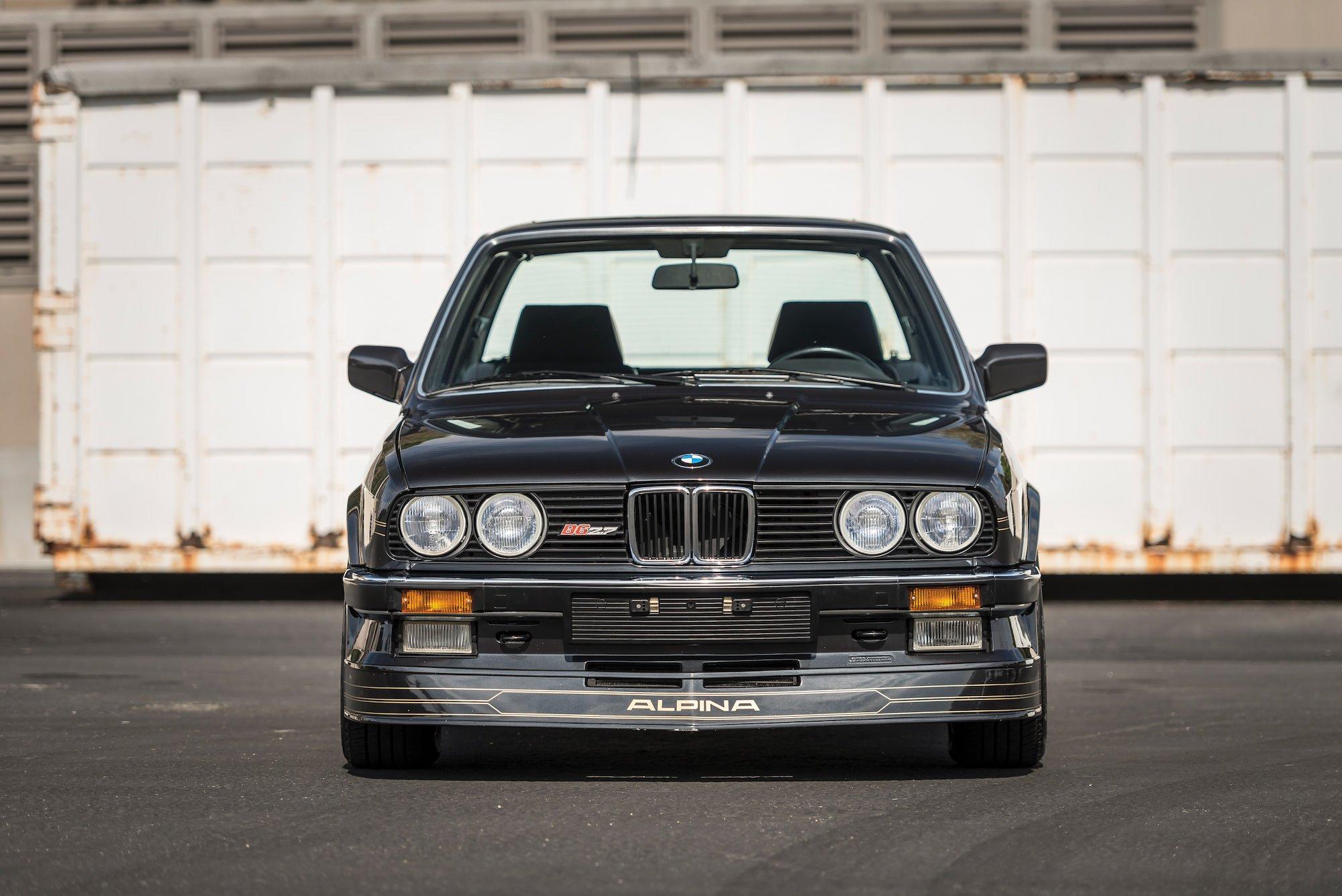 BMW Alpina B6 >> 1986 BMW E30 Alpina B6