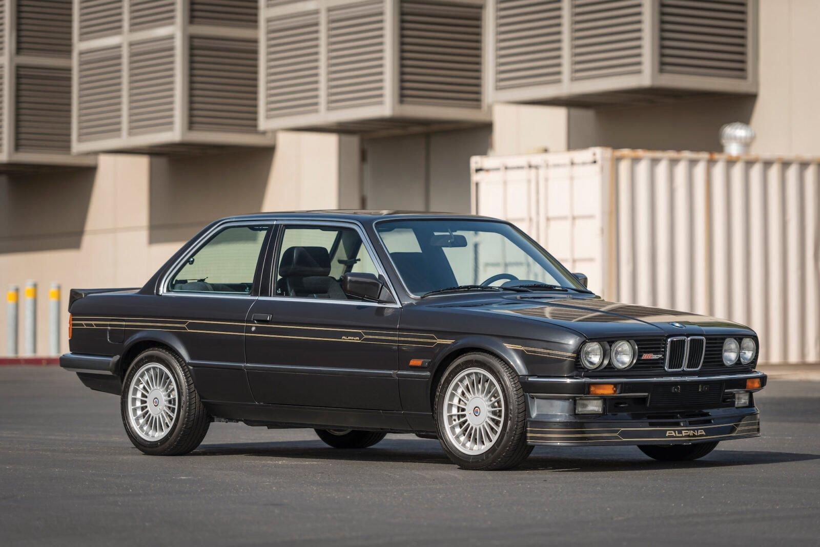 BMW Alpina 1600x1068 - 1986 BMW E30 Alpina B6