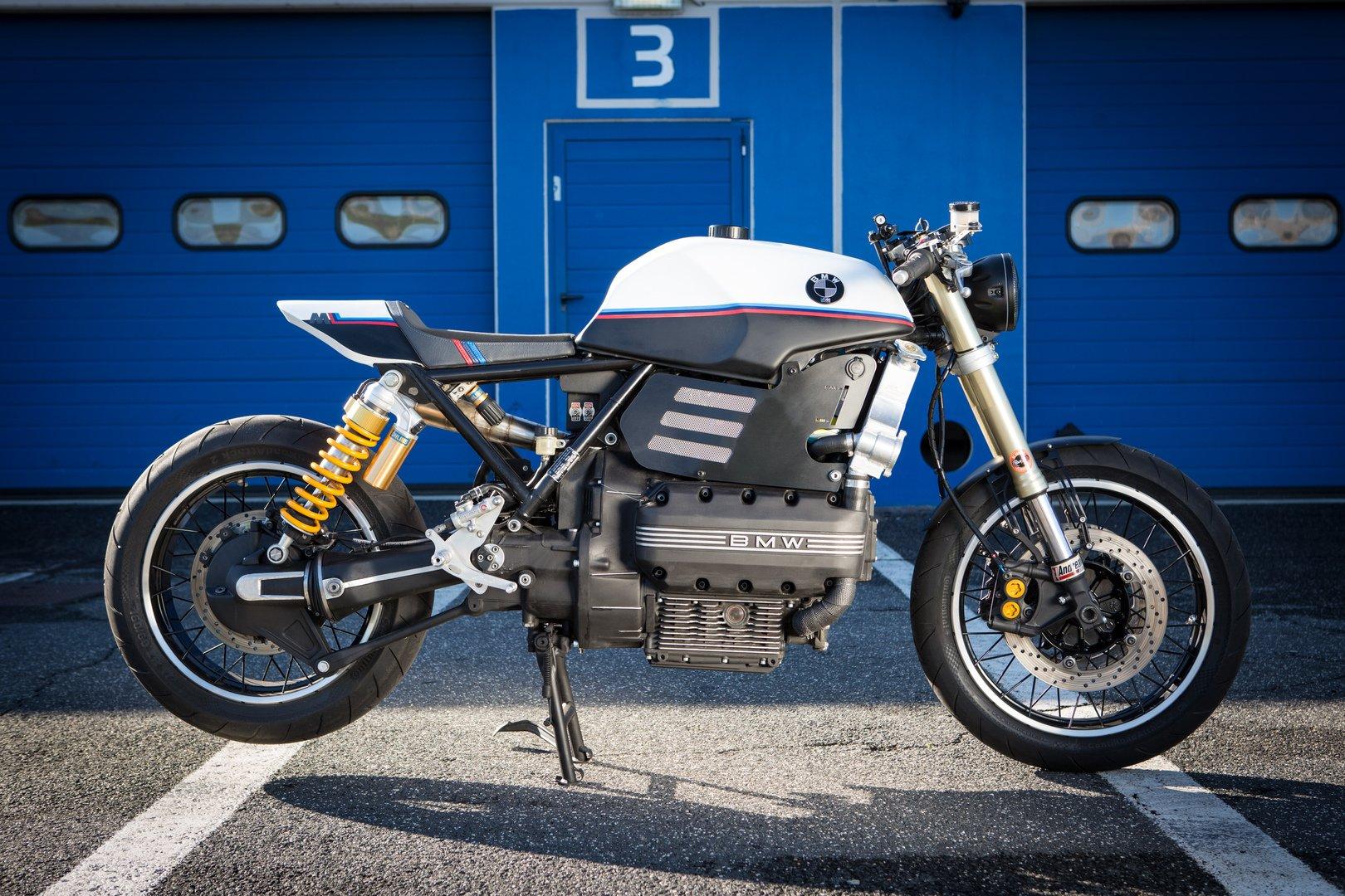 Bmw K1100 Lt Cafe Racer