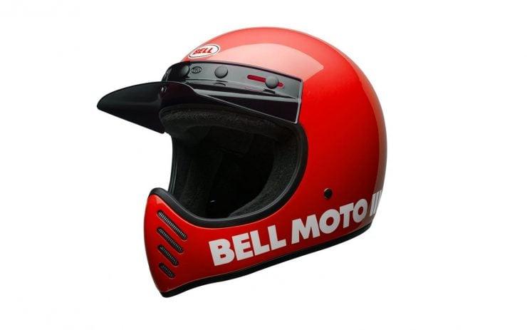 Bell Moto-3 Revival Helmet
