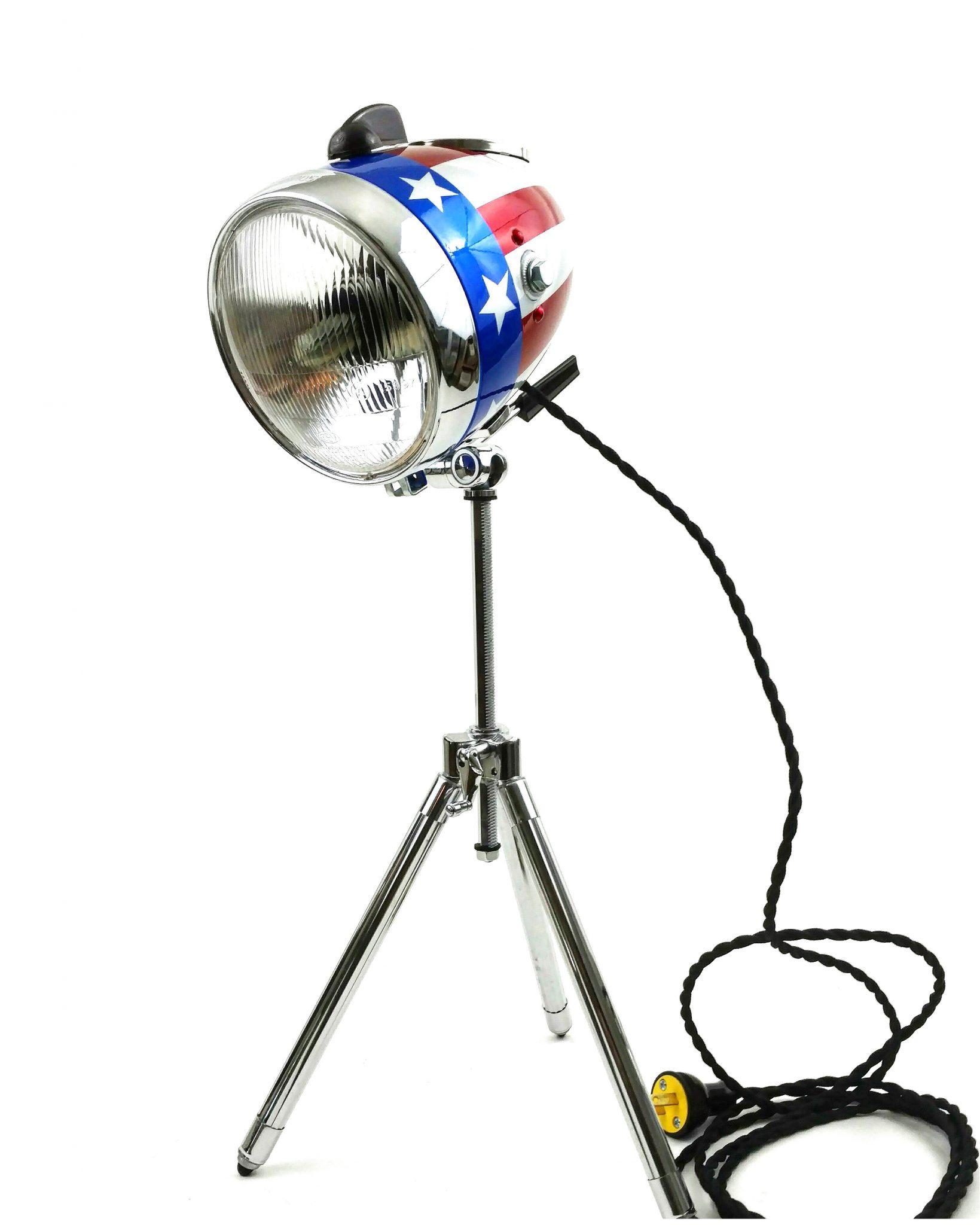 Captain America Lamp